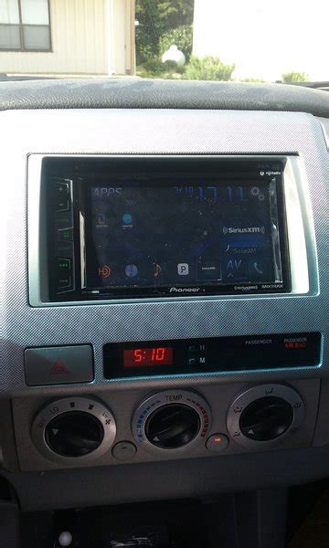 Touch Screen Stereo Deck by Best Touchscreen Stereo Deck For 2007 Tacoma Tacoma World