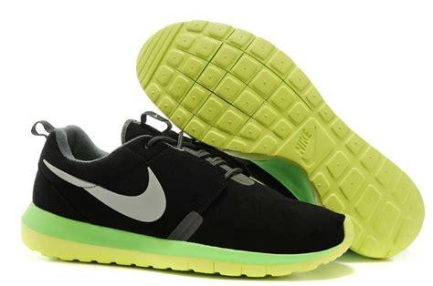 Original Nike Roshe Run Nm Br mens nike air max 2016 green yellow