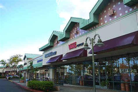 waikele center premium outlets only in hawaii