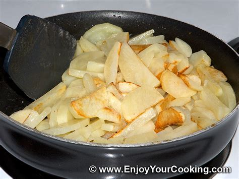 fried potatoes recipe my homemade food recipes tips