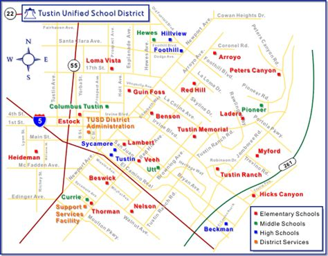 Columbus City Schools Calendar City Of Tustin Ca Tustin Demographics Education