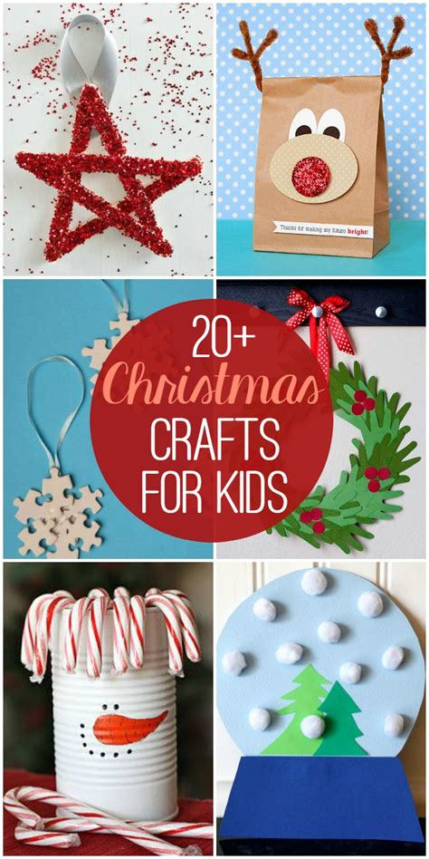 simple craft for christamas celebrationo crafts for