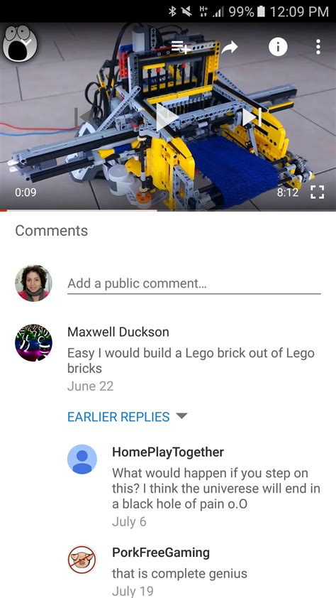 youtube android layout design youtube is testing an improved comment ui in the android