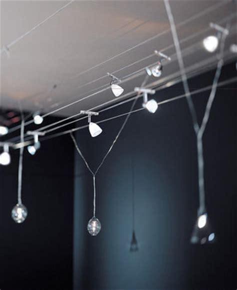 nuova mizar illuminazione forum arredamento it illuimazione con cavi senza