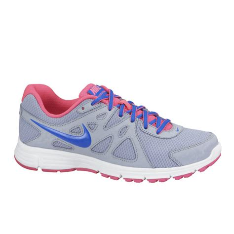 blue and pink nike running shoes nike s revolution 2 running shoes grey blue pink