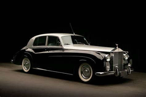 roll royce silver rolls royce silver cloud ii iii car review