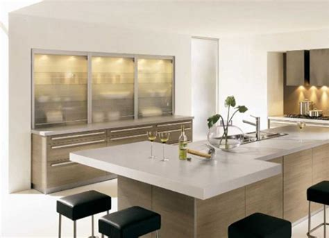 modern kitchen interior decor iroonie
