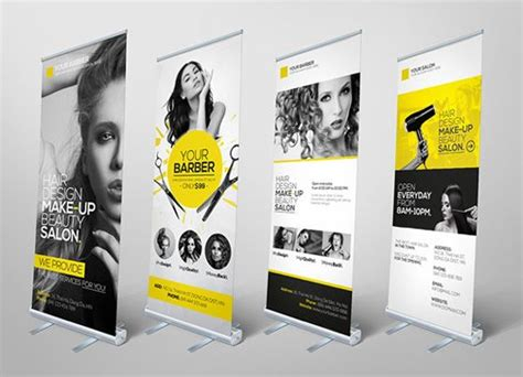 Xbanner Design Inspiration | 20 creative vertical banner design ideas vendor booth