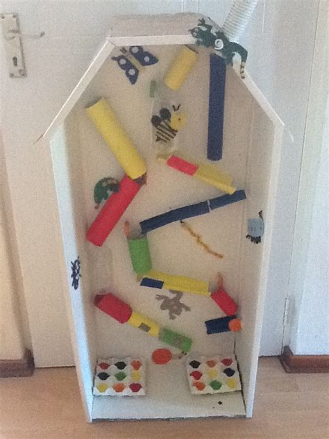 Simple Handmade Toys - 17 best images about marble run on technology