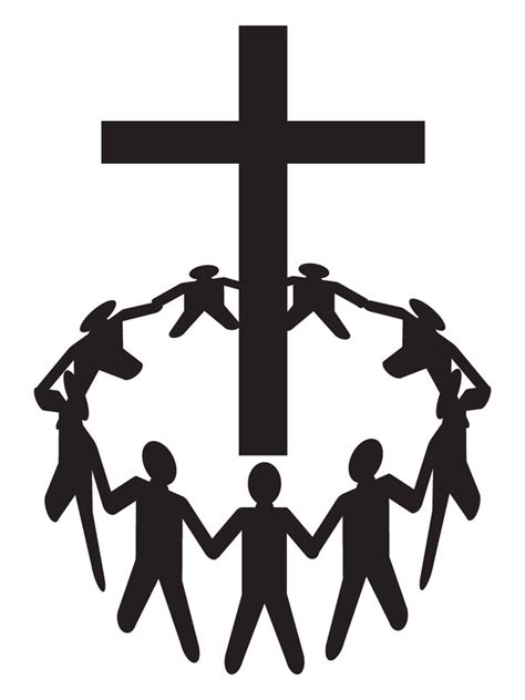 christian unity coloring pages christian unity clipart clipartxtras