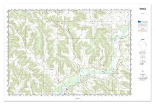 custom topo maps custom aerial photos