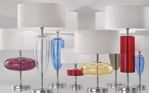 zafferano illuminazione tavolo zafferano bespoke glass lighting