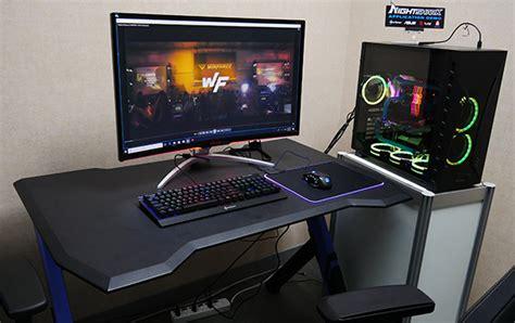 scrivania gaming sedie gaming per sharkoon ma nel futuro c 232 spazio anche