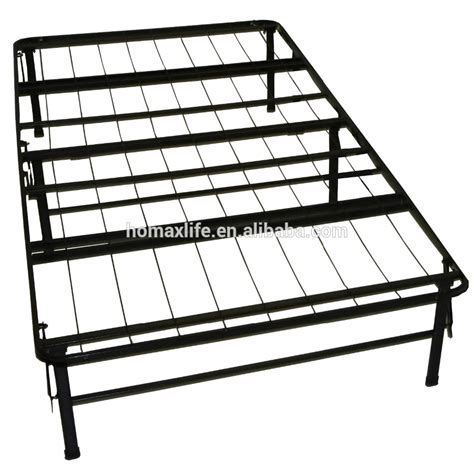 Folding Metal Bed Frame Folding Beds Nuovoliola 10 Cabinet With Folding Bed Alize High Rise Space Saver Bed With