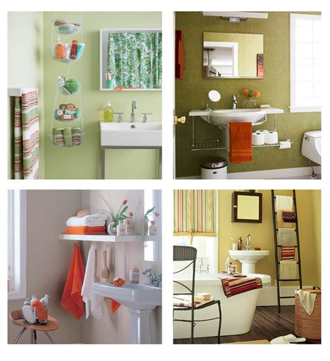 Simple Bathroom Ideas For Apartments Excellent Small Bathroom Storage Ideas Simple Decor On
