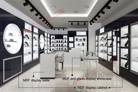 Modern Jewellry Counter /interior Design Ideas Jewellery