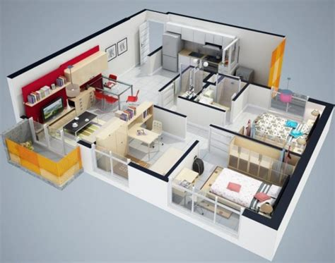 100 home design 3d para pc mega 72 best home design plano de departamento de dos dormitorios y 70 metros