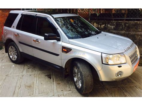 nepal new land rover land rover freelander 2 2008 price rs 80 00 000