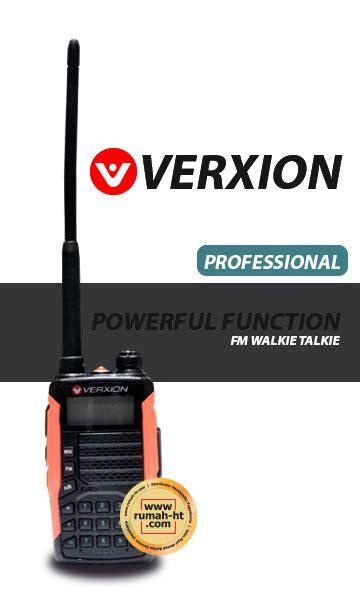 verxion 187 187 jual alat radio komunikasi ht handy talky