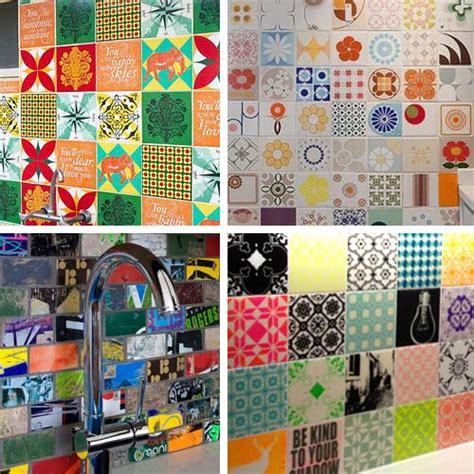 piastrelle colorate gallery of rivestimento cucina moderna decorazioni