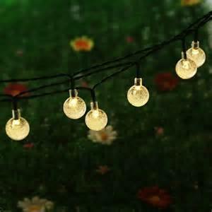 garten lichterkette 49 ideen f 252 r dekoration mit lichterkette archzine net