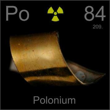 polonium at room temperature ptable polonium