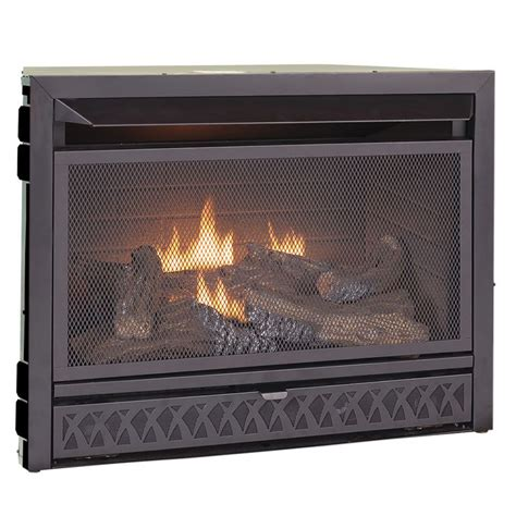25 best ideas about ventless propane fireplace on