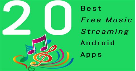 best radio app for android 20 best free app for android free app