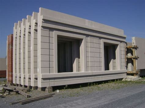 Bauen Mit Beton by Precast Concrete Building Enclosures Search