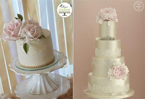 Wedding Cake Edible Lace by Edible Lace Wedding Cakes Cake Magazine