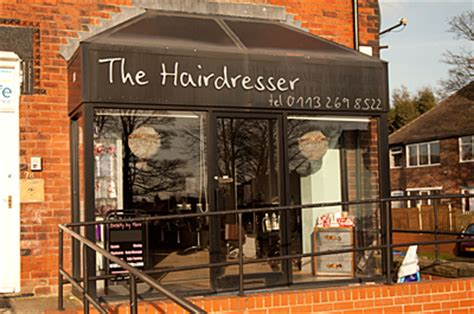 the shop the hairdresser hairdresser shopping in roundhay leeds