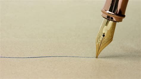 best paper for pen writing no room for erasers as technology deletes pen businesses
