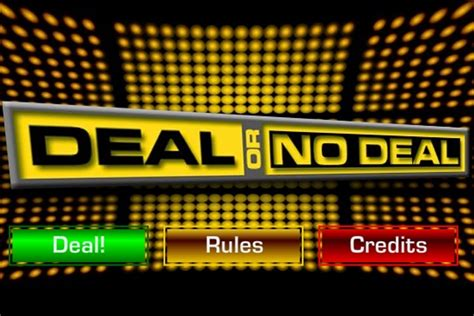 Deal Or No Deal Game Quizzes Games Games Loon Deal Or No Deal