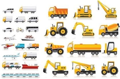 Car Types Icons by Transportation Free Vector 1 814 Free Vector