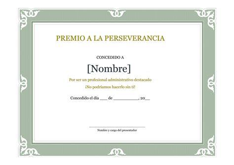 certificado de bautismo template certificado de reconocimiento templates certificado de