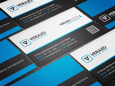 Creativemarket Corporate Business Card Template 388220 by Blue Corporate Business Card Business Card Templates On