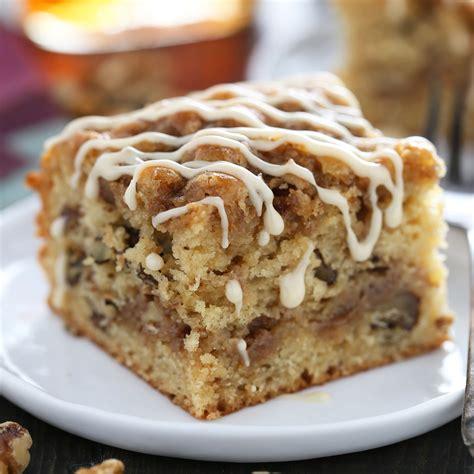 coffee cake maple walnut coffee cake handle the heat