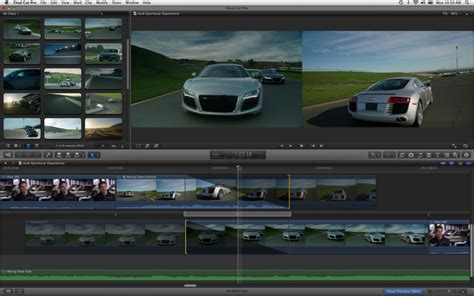 final cut pro latest version major new version of final cut pro x released free download