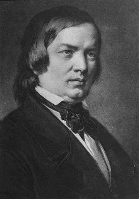 rober schumann robert schumann a biography of the classical composer