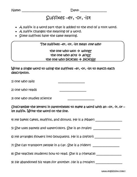 Suffixes Worksheets by 4017 Best Images About Englishlinx Board On