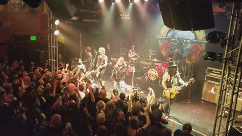 Guns N Roses 2016 Mostly Full Troubadour !!!!   YouTube