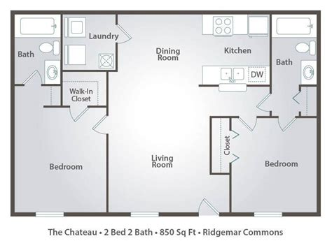 the aloha 2 2 split bedroom floor plan apartments gainesville one bedroom apartments gainesville