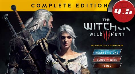 Kaset Ps4 The Witcher 3 Hunt Complete Edition notre avis sur the witcher 3 hunt complete edition 56719