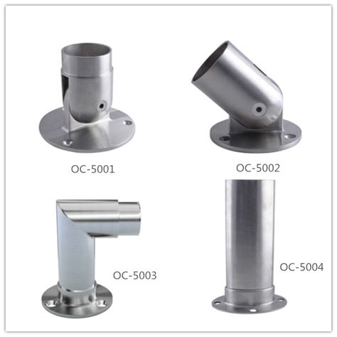 Stainless Steel Handrail Accessories railing series international limited