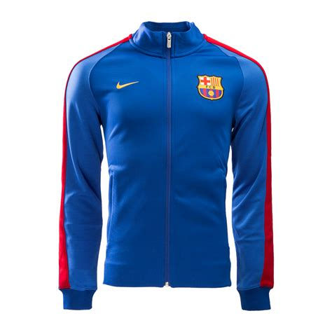 Jaket Sweater Hoodie Barcelona Kode 007 fc barcelona n98 authentic track jacket asian size