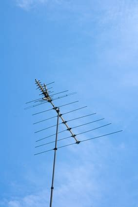 how to install an antenna mast it still works giving tech a new