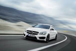 the mercedes 45 amg design meets driving performance
