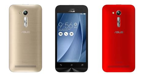 Baterai Asus Zenfone Go 4 5 Inch asus zenfone go 4 5 lte with 4 5 inch display and snapdragon 410 soc launched for rs 6 999