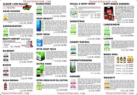 Hpai Hibis Mix 6 Pack daftar harga produk hpai member stokis distributor