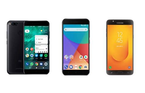 Samsung J7 Pro Vs Xiaomi Mi A1 Mi A2 Vs Mi A1 Vs Samsung Galaxy J7 Duo Price In India